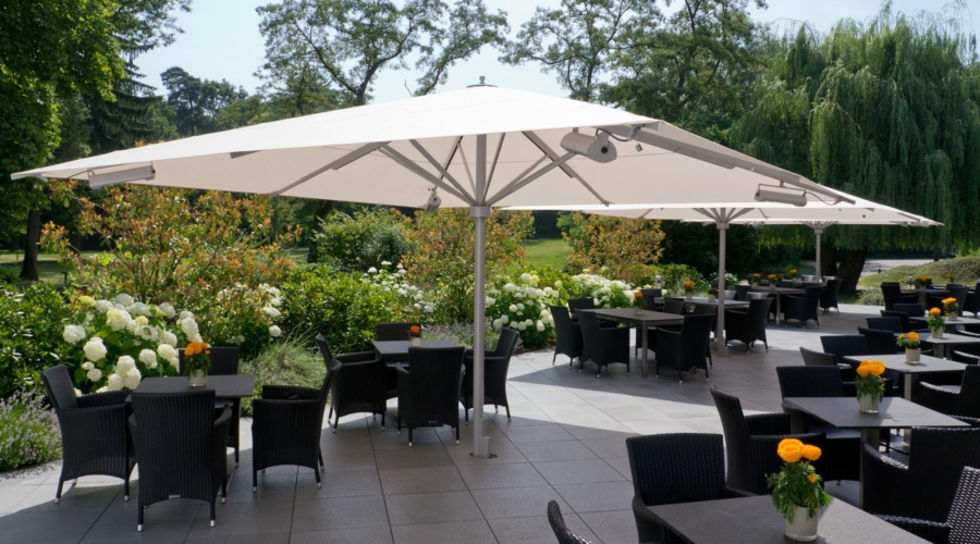 big-ben-parasol-patio-umbrella-caravita-white-square-heating-solamagic-light-elegance